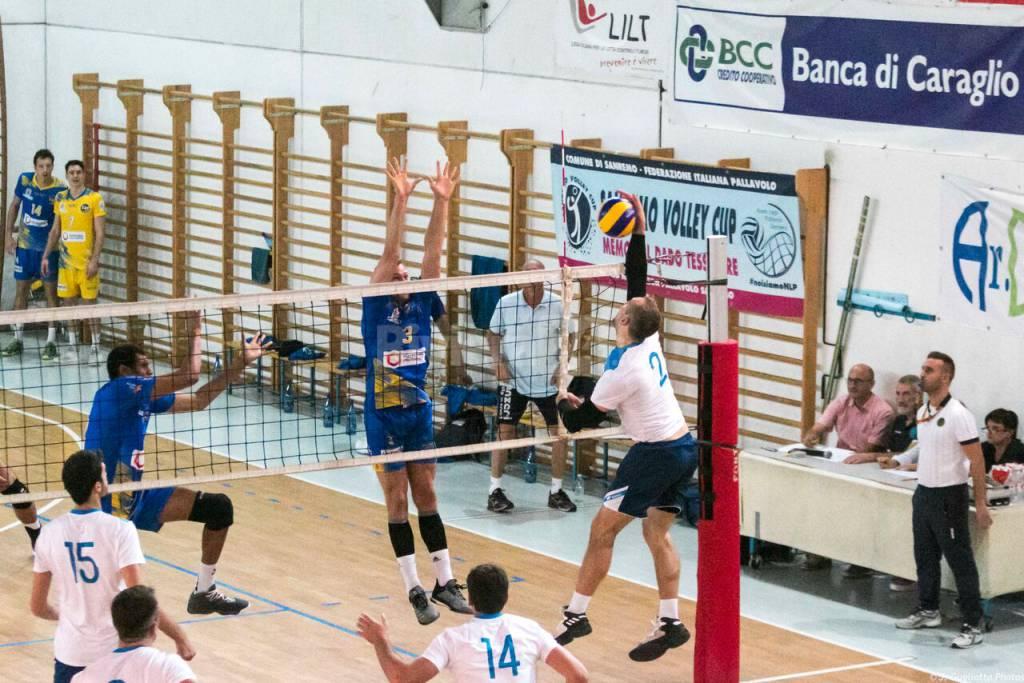 riviera24 - Sanremo Volley Cup Memorial Dado Tessitore