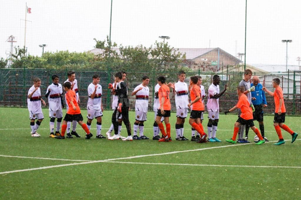 riviera24-settore giovanile giovanissimi ospedaletti calcio michele sbravati stefano sturaro