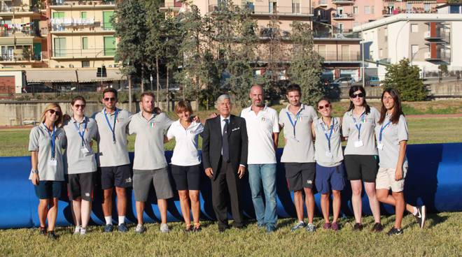"riviera24 - ""Sport Family Day"" a Imperia"