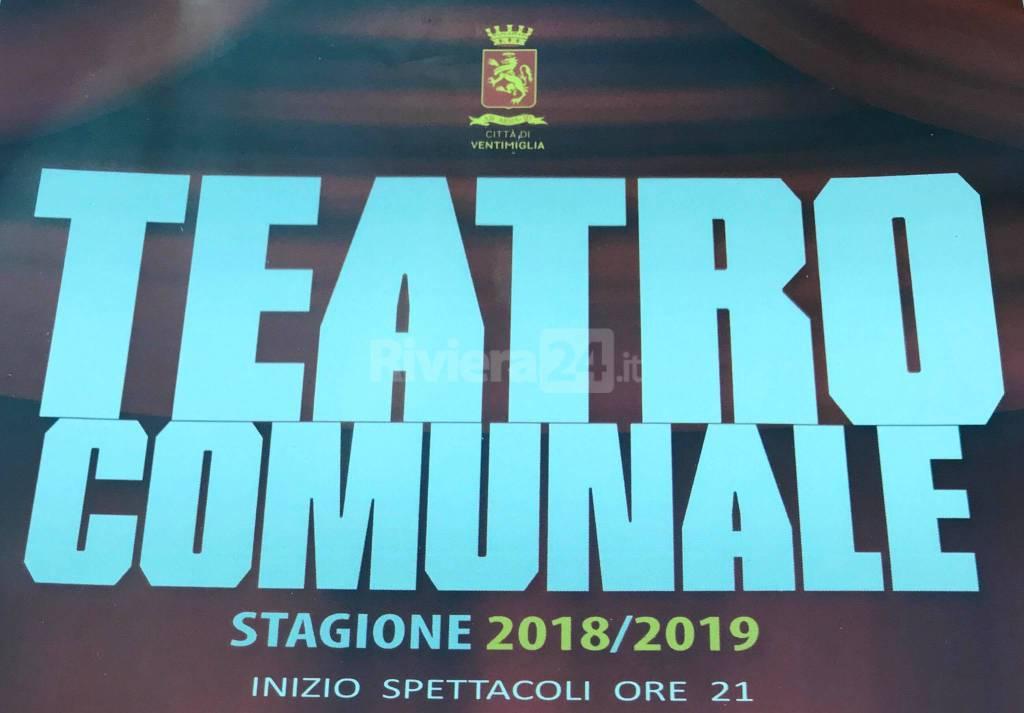 Riviera24- Stagione teatrale Ventimiglia