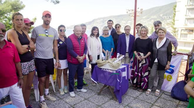 """riviera24 - Torneo Tennis Giovanile """"L'Arco del Benessere"""""""