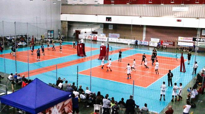 riviera24-Torneo Tessitore, le finali maschili Under14
