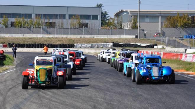 riviera24 - Trofeo Legends Cars Italia 2018