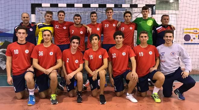 riviera24 -  Under 19 Team Schiavetti Pallamano Imperia