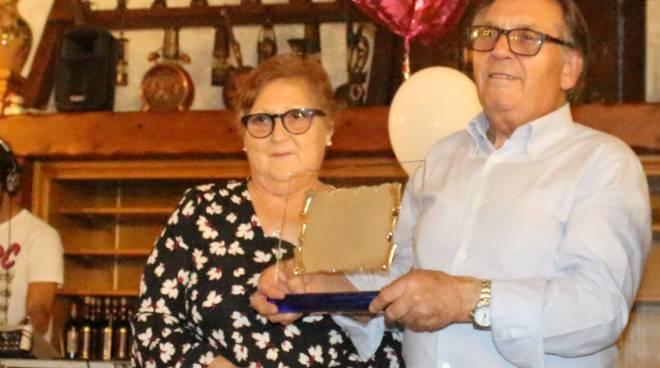 riviera24 - Vincenzo Vinci e moglie