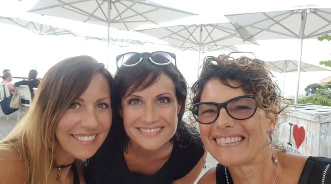 Sonia Gaggero, Antonella Mercurio e Luana Goffi