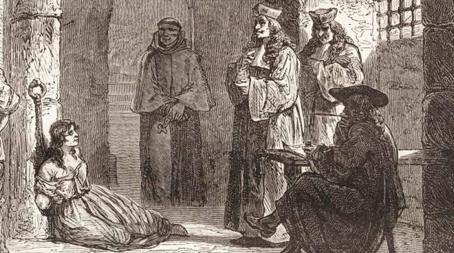 Streghe, Inquisizione
