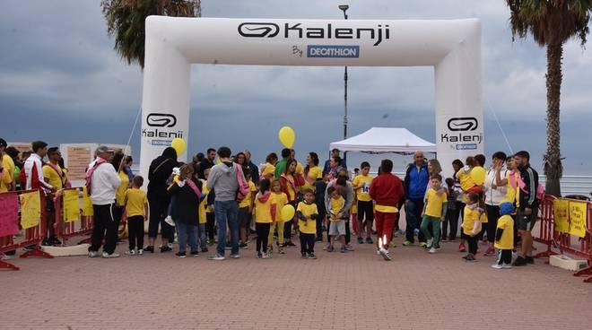 """Ventimiglia, maratona """"Corri per Fabiola"""""""