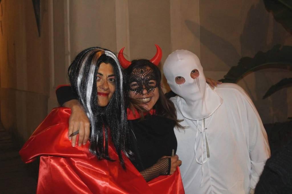 Bordighera Alta, festa di Halloween 2018