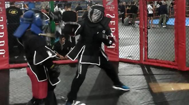 Ottima gara per la Star Kali Imperia ASD nella gara di Stick Fighting di Verona.