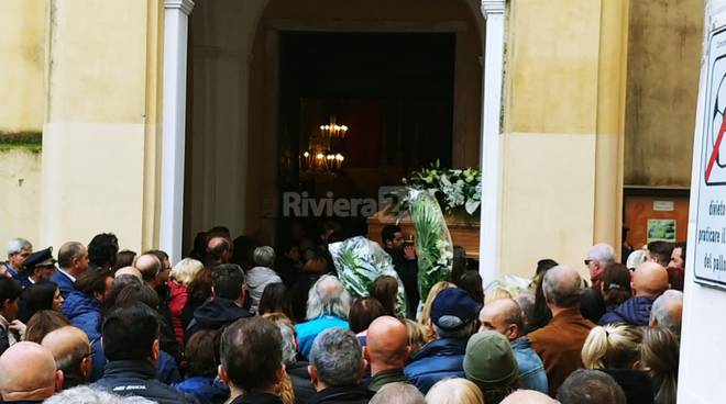 funerali Giuseppe De Leo