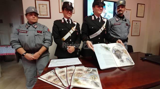 Imperia Presentato Il Calendario Storico Dellarma Dei Carabinieri