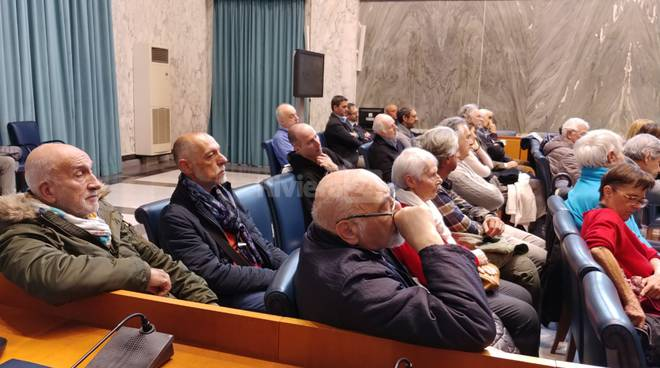 riviera24 - Cerimonia in memoria dei partigiani a Imperia