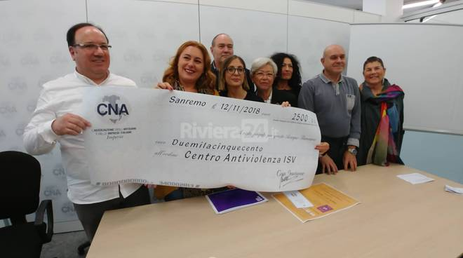 Riviera24- CNA violenza sulle donne