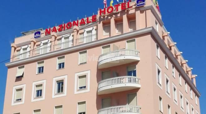 riviera24 -  Hotel Nazionale Sanremo