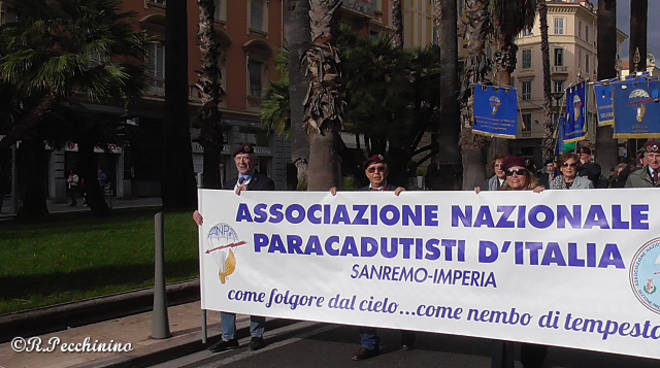 riviera24 - Monumento ai Paracadutisti d'Italia