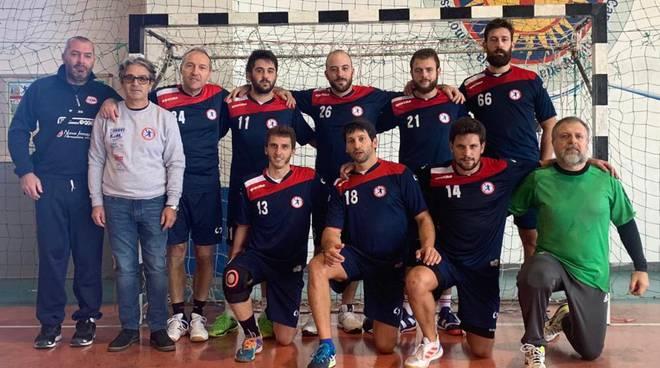 riviera24 - Pallamano Imperia Team Schiavetti senior maschile