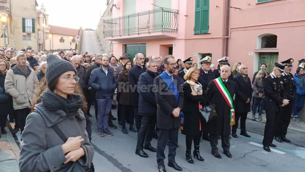 riviera24 - Processione patrono a Imperia