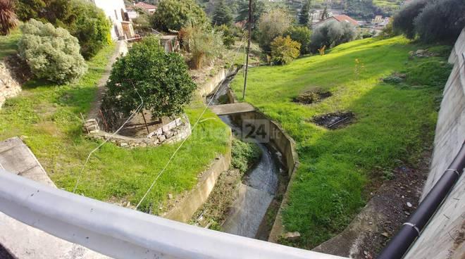 riviera24 - Sanremo, sversamento di gasolio abruzzi
