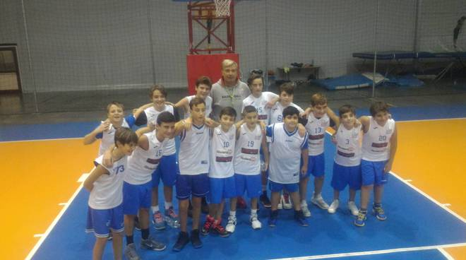 riviera24 - Sea Basket Sanremo under 13