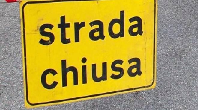 riviera24 - strada chiusa