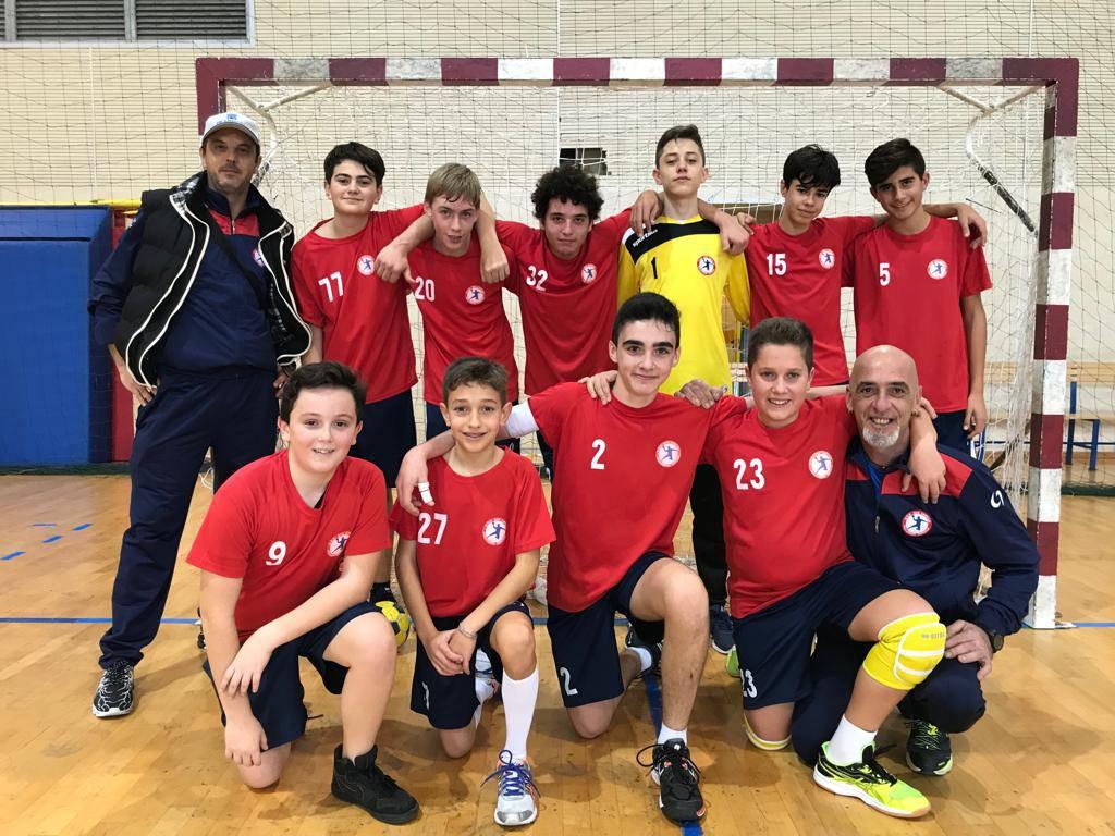 riviera24 -Team Schiavetti Pallamano Imperia under 15 maschile