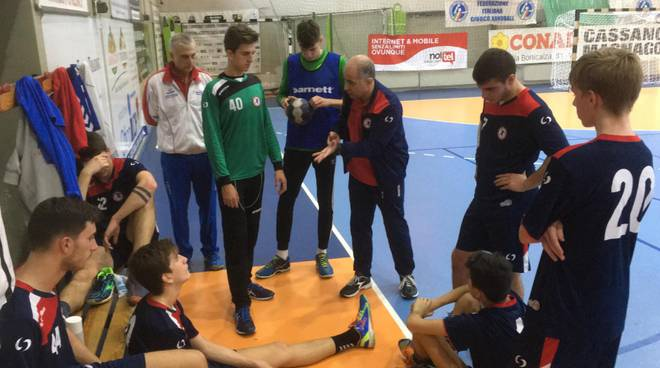 riviera24 - Team Schiavetti Pallamano Imperia under 19 maschile
