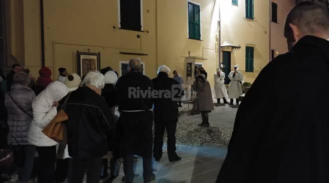 Riviera24- Via crucis San leonardo