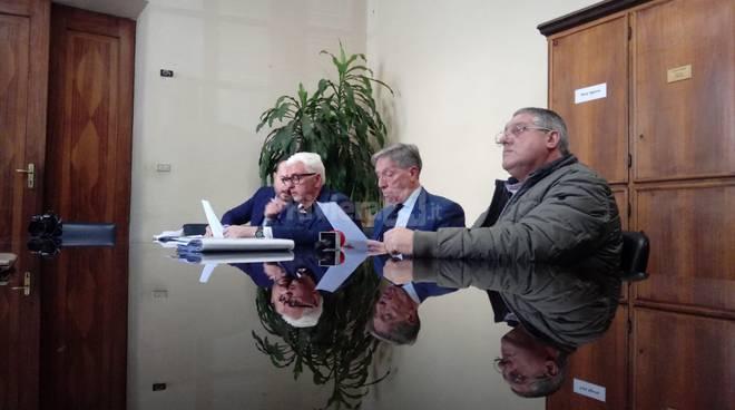 riviera24 - Vincenzo Garibbo, Claudio Ghiglione, Daniele Ciccione
