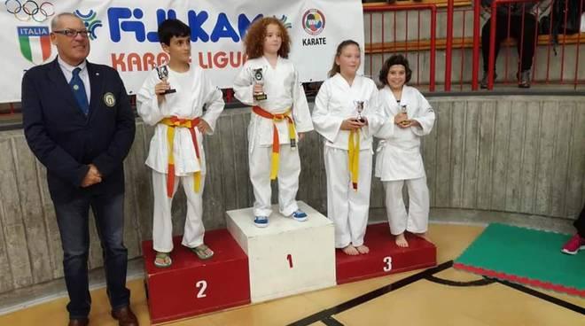 Scuola Karate Wadi Ryu Camporosso