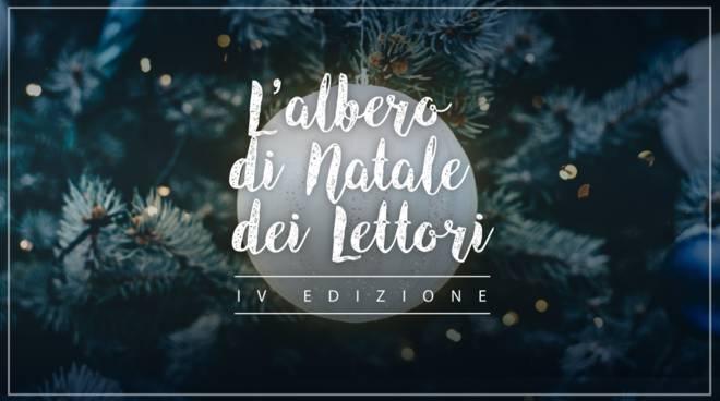 Albero di Natale dei lettori 2018