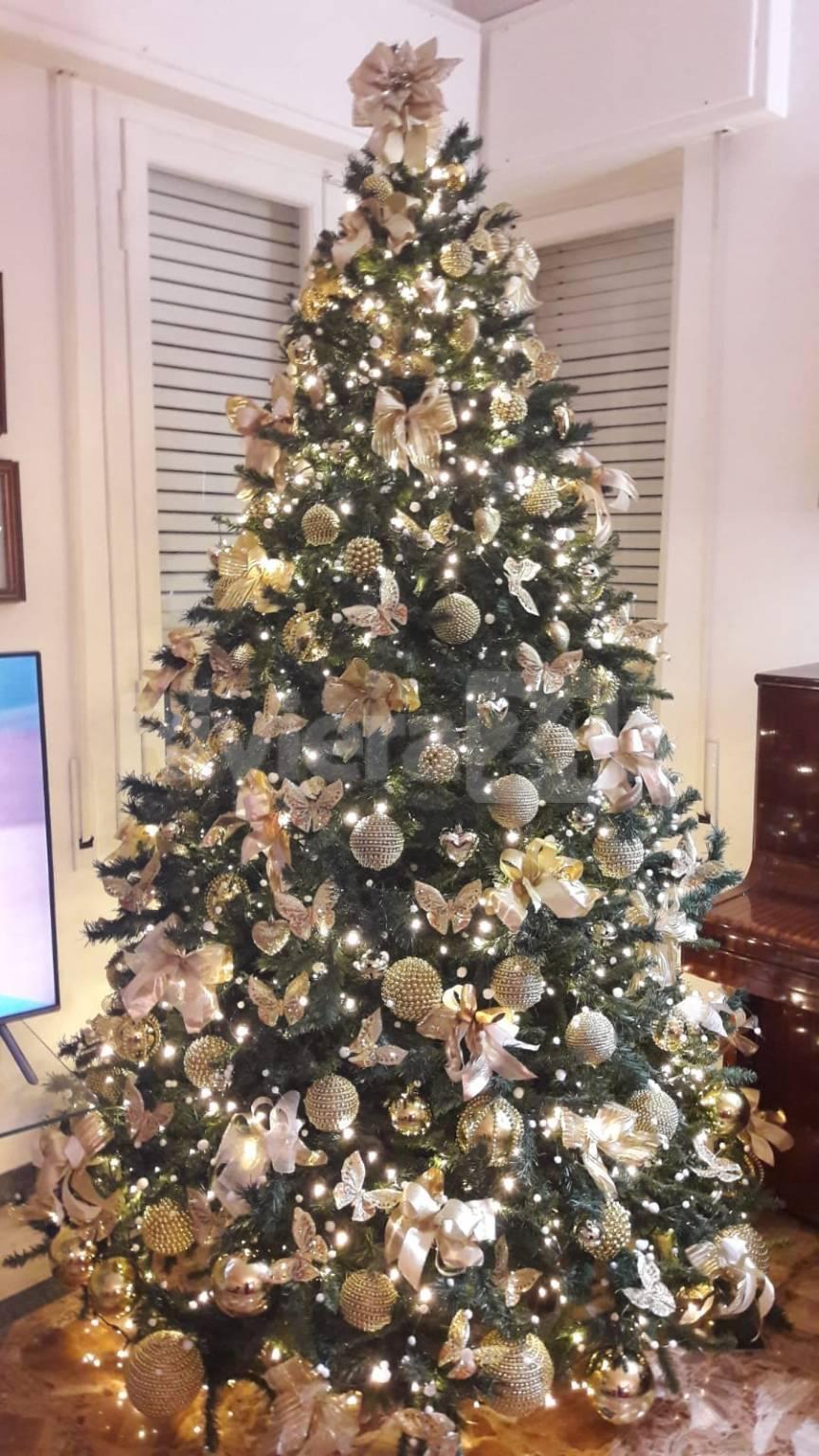 Foto Alberi Di Natale In Casa.L Albero Di Natale Dei Lettori 2018 I Vincitori Per La