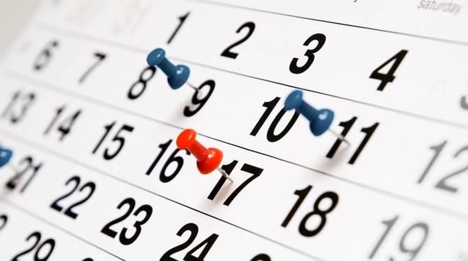 Calendario Vvf.Calendario 2019 Con 5 Giorni Di Ferie Se Ne Potranno Fare