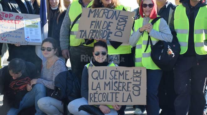 Gilet gialli: scontri a Parigi ad Assemblée nationale
