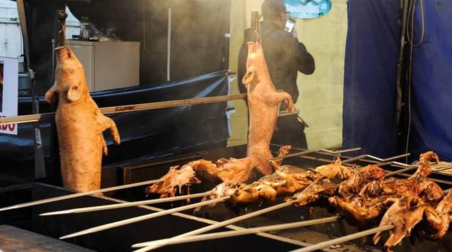 street food via cascione