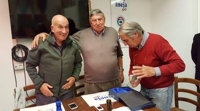 giacomo raineri e Sergio lanteri