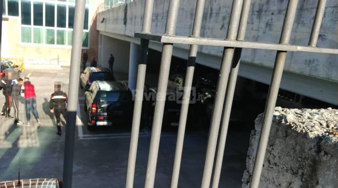 riviera24 - arrestati pronto soccorso sanremo