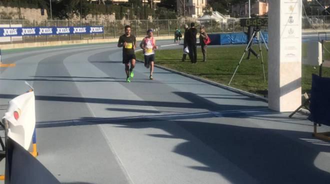 riviera24 - As Foce alla Sanremo Marathon