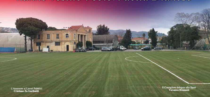 riviera24 - Campo sportivo a Diano Marina