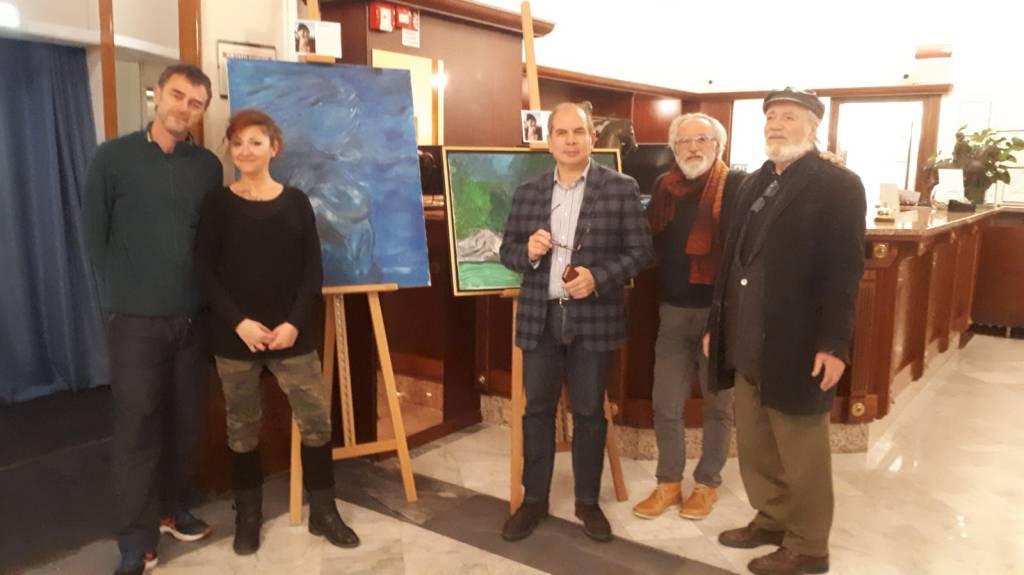 riviera24 - Collettiva d'arte Sanremo