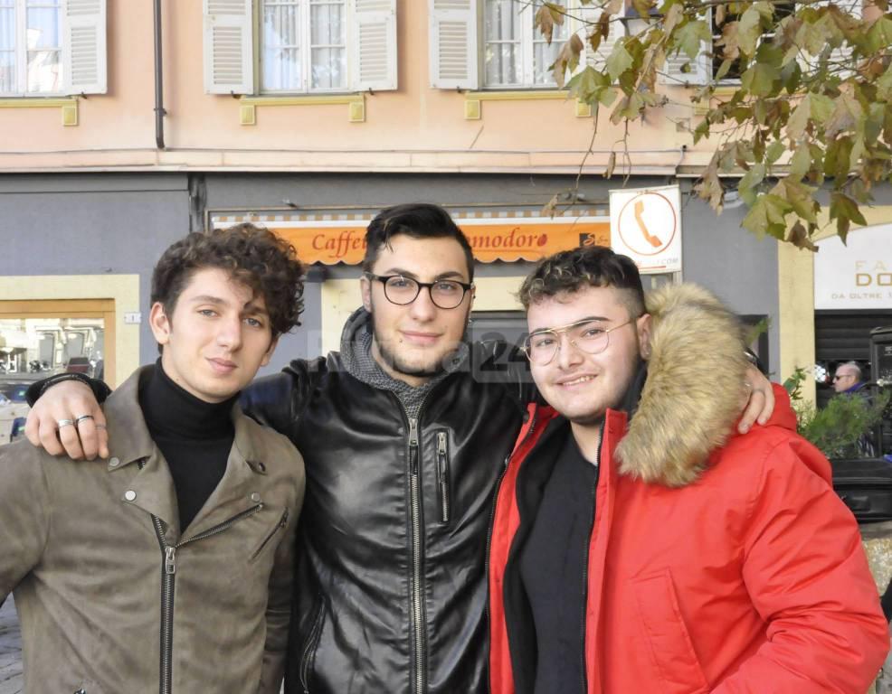 riviera24 - Concerto all'aperto dei finalisti di Area Sanremo