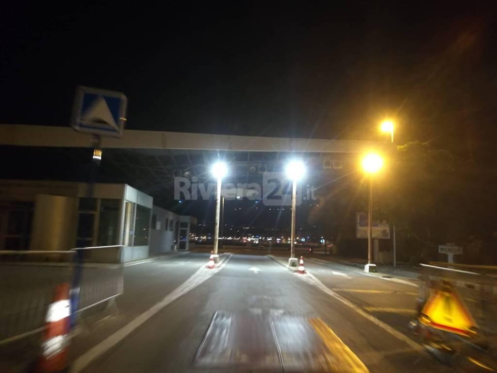 riviera24 - frontiera ponte san ludovico senza presidio