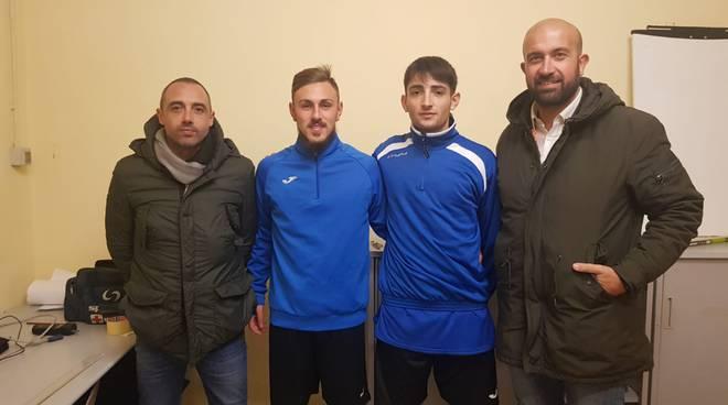 riviera24 - Giacomo Cavallone e Matteo Martelli