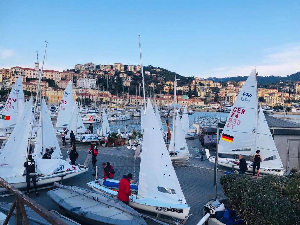 riviera24 -Imperia Winter Regatta 2018