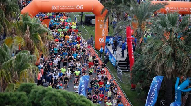 riviera24 - Marathon Alpes-Maritimes Nice-Cannes
