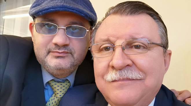 riviera24 - Natale Maroglio e Antonio Cospito