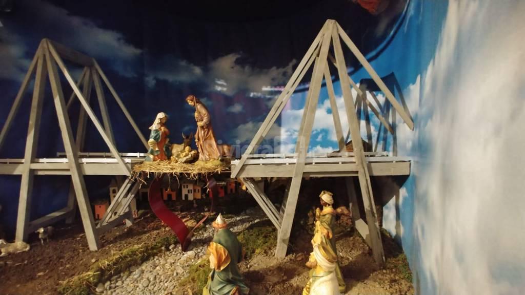 riviera24- Presepe San Benedetto Revelli a Imperia