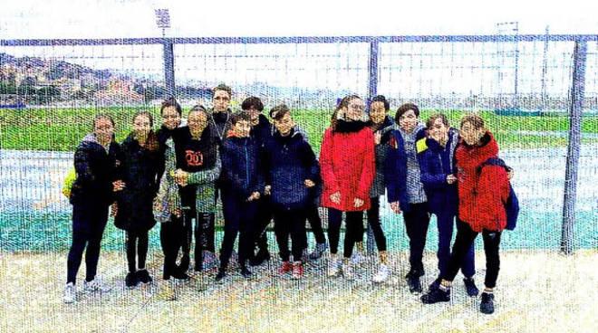riviera24 - Ragazzi dell'istituto Comprensivo di Taggia
