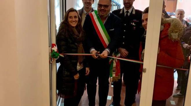 riviera24 - Riva Ligure inaugurazione centro anziani
