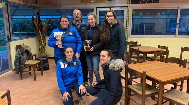 riviera24 - Taggese Tennis squadra femminile